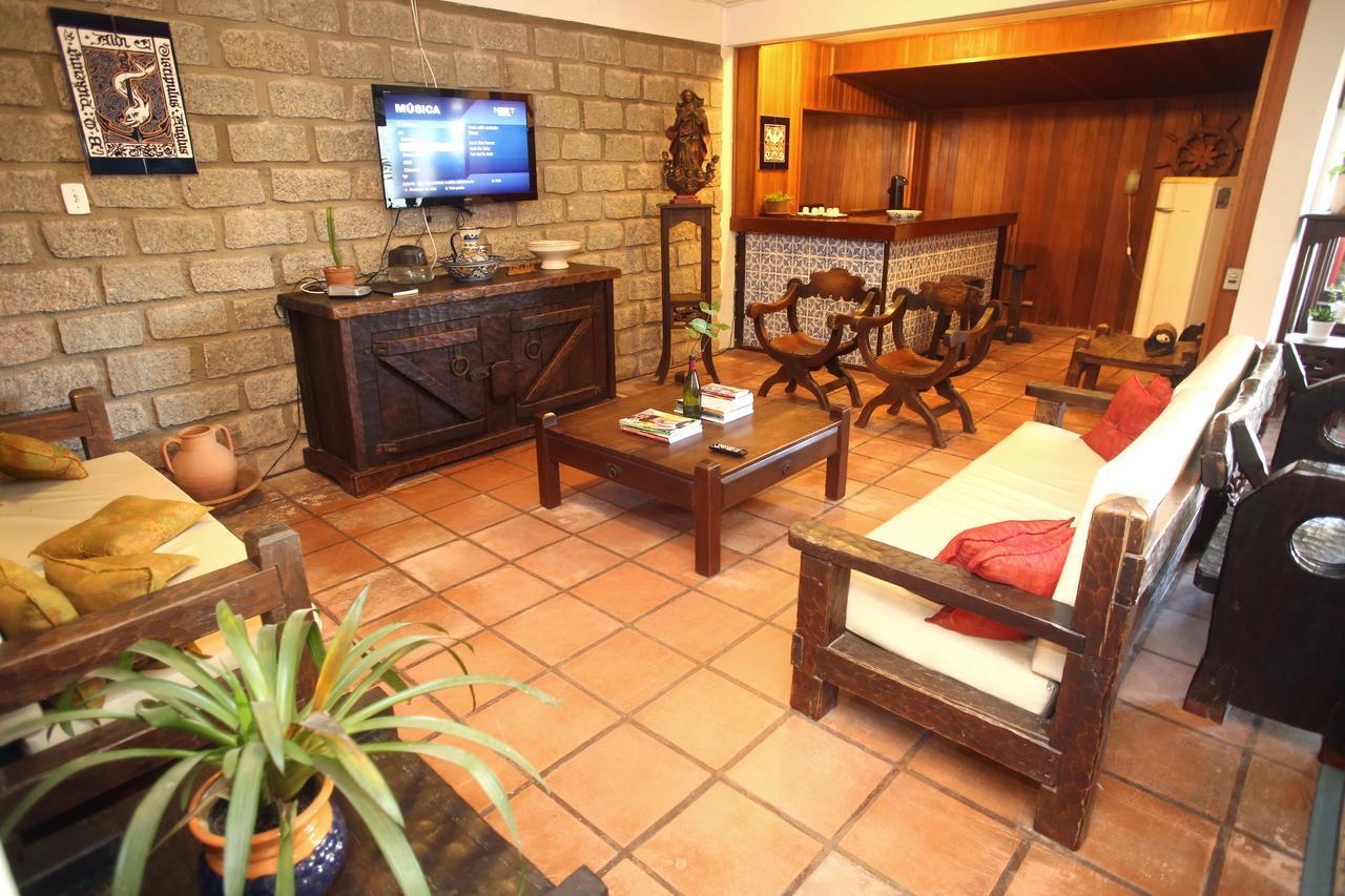 Hotel Praia Mole Eco Village - Recepção