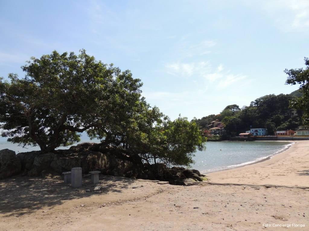 Praia do Sambaqui - Fpolis - SC